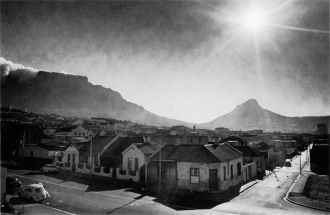 Lion's Head and Table Mountain