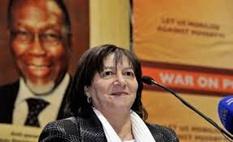 Hazel Jenkins Former Premier of the Northern Cape