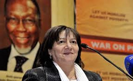 Hazel Jenkins Former Premier of the Northern Cape