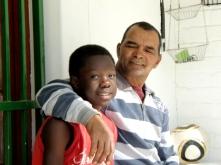 Raymond & Omari