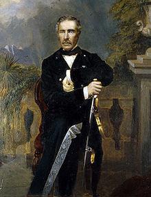 Cape Governor Sir George Grey