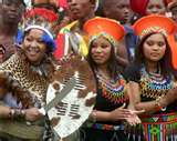 3 of President Zuma 's 6 Wives - Thobeka Mabhija, Nompumelelo Ntuli, Sizakele Khumalo