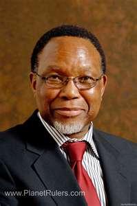 SA Deputy President Kgalema Motlanthe