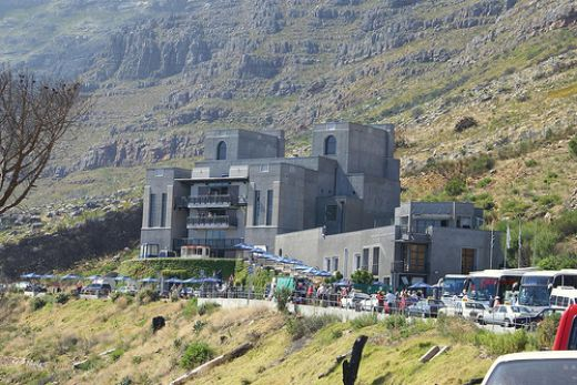 Table Mountain Lower Cableway Station