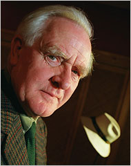 Author John le Carre