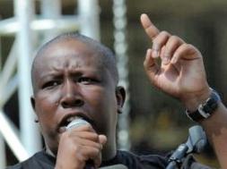 Julius Malema ANCYL President