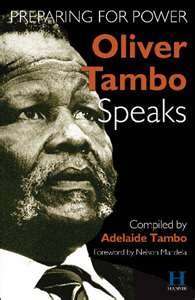 ANC President Oliver Tambo