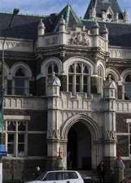 Dunedin Courthouse