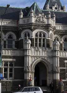 Dunedin Courthouse