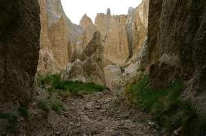 Mackenzie Basin Clay Cliffs