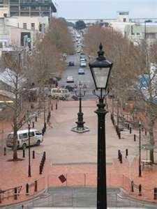 Nelson New Zealand Main Street