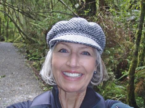 Happy in Rainforest