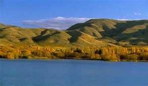 Waitaki River Valley