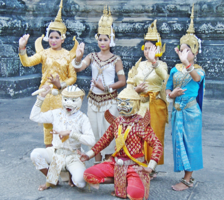 Aspara Dancers