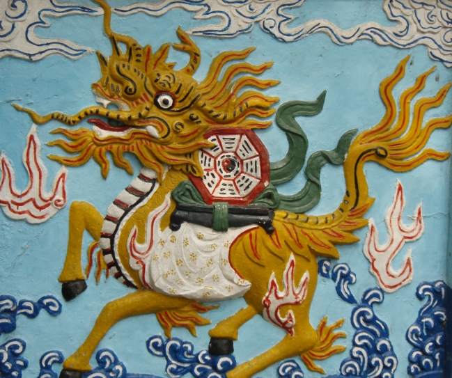 Dragon - Temple of Jade Mountain