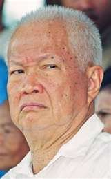 Khieu Samphan Head of State