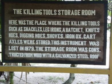 Killing Tools
