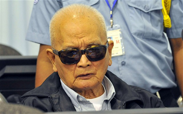 Nuon Chea Number Two