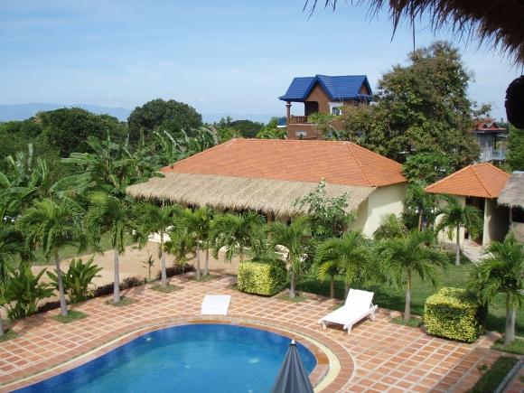 Pool from Cabana