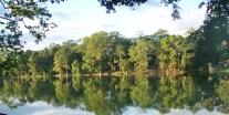 Moat Surrounding Angkor Wat