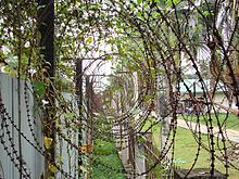 Barbed Wire Tuol Sleng
