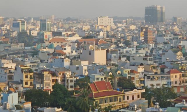 Saigon Cityscape