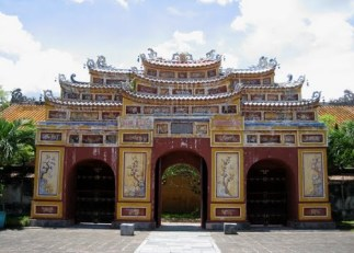 Dien Tho Palace Imperial City