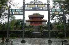 Minh Mạng Mausoleum