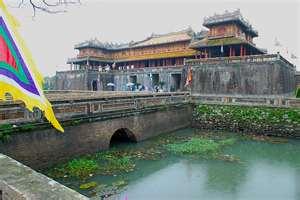 Ngo Mon Gate Imperial Citadel
