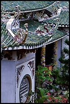 Marble Mountains Rooftops