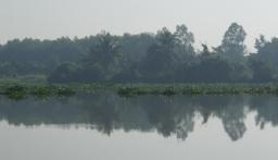 Saigon River Early Morning