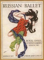 Ballet Russe Poster