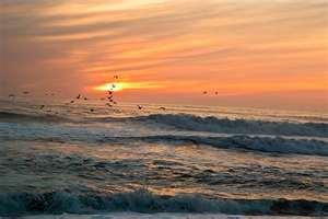 Gold Beach Sunset