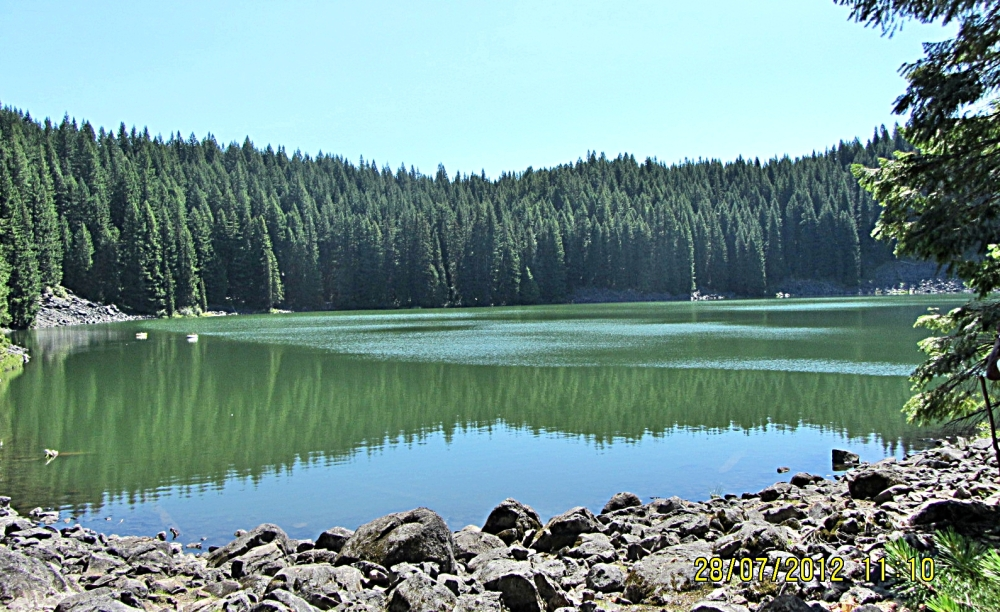 Lower Erma Bell Lake