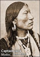 Modoc Chief Captain Jack