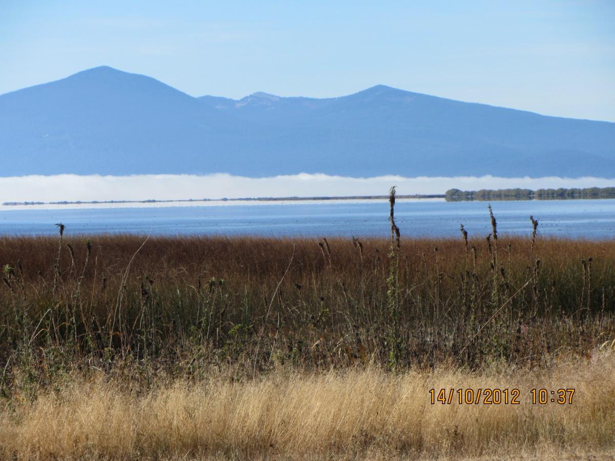 Klamath Basin Wildlife Refuge Oregon