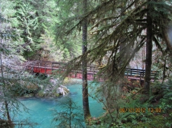 Brice Creek Bridge
