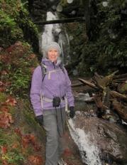Sue Trestle Falls