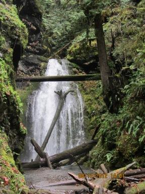 Trestle Falls