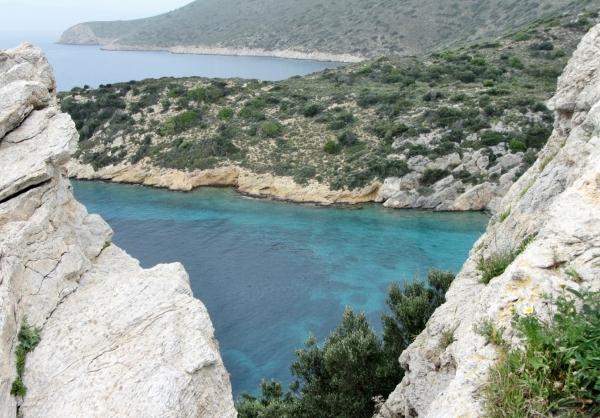 Aegean Sea from Knidos