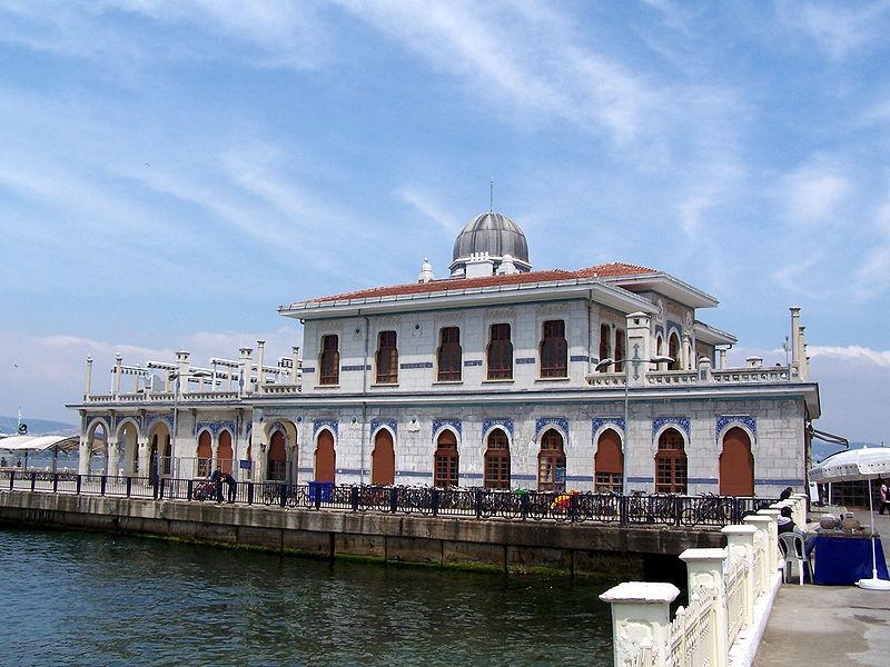 Büyükada Ferry Station