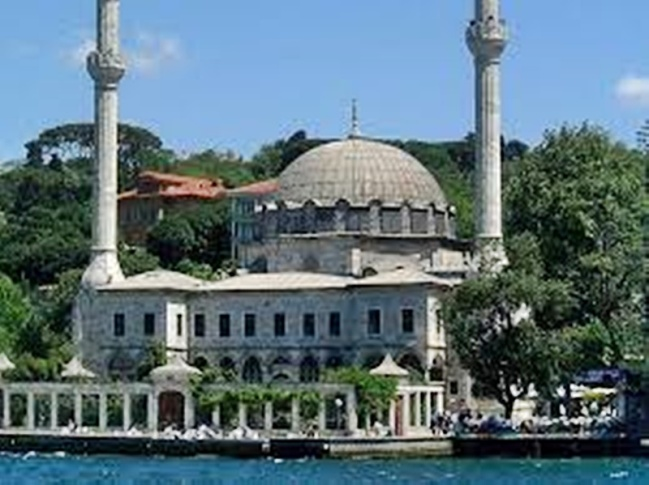 Beylerbeyi Mosque nskudar-istanbul
