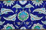 Blue Mosque Tile