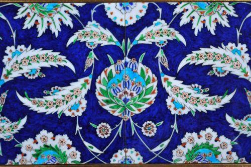 Blue Mosque Tile
