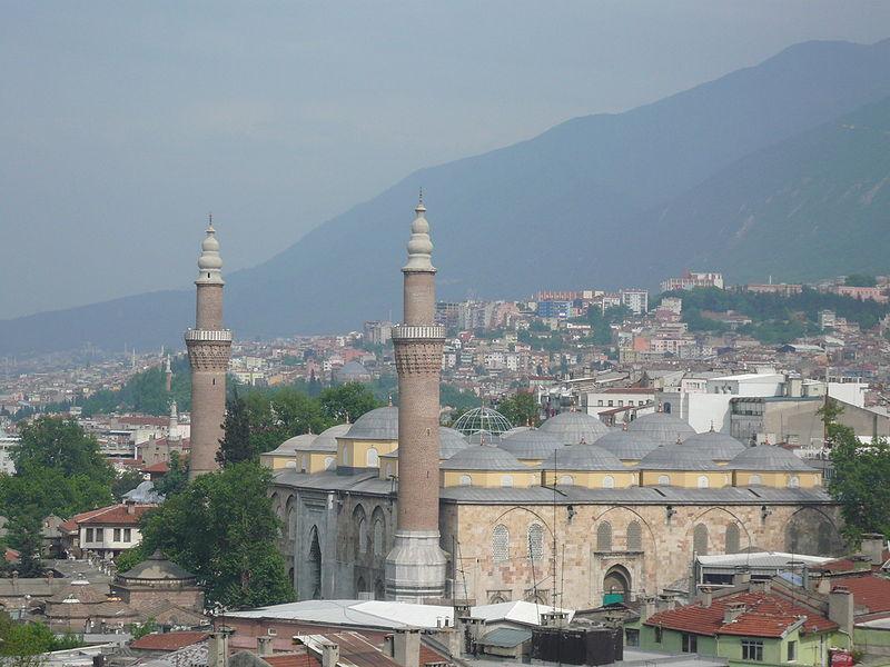 Bursa Grand Mosque