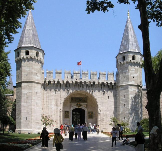 Basilica Cistern and Topkapi Palace | suemtravels