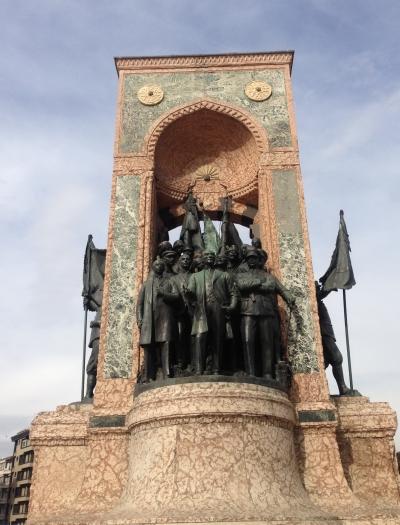 Mounment Taksim Square