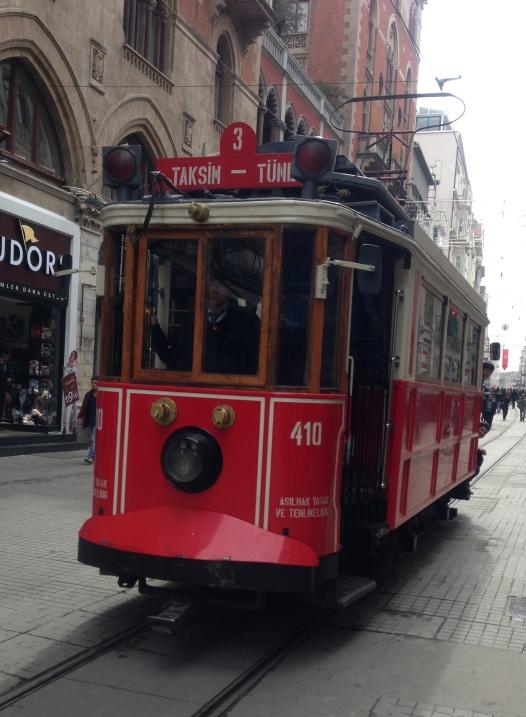Taksim - Tunel Tram