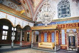 Interior Topkapi Palace