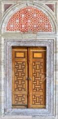 Turkish Door - 123RF
